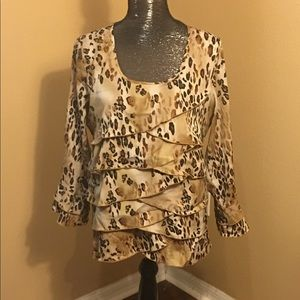 Milano dressy blouse